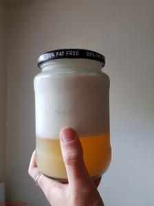 how to make yoghurt with kefir